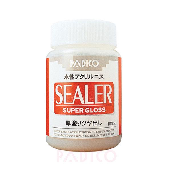 padico sealer super gloss varnish 9