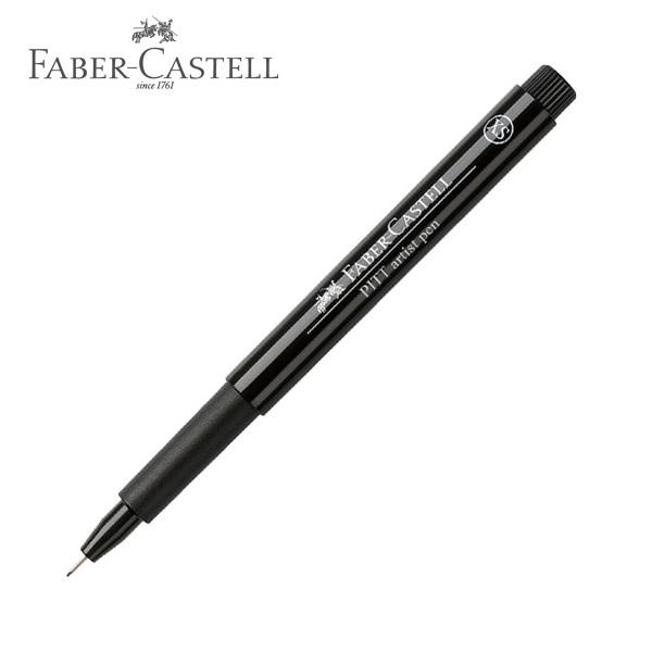 faber castell pitt artist drawing pen xs extra fine black 10