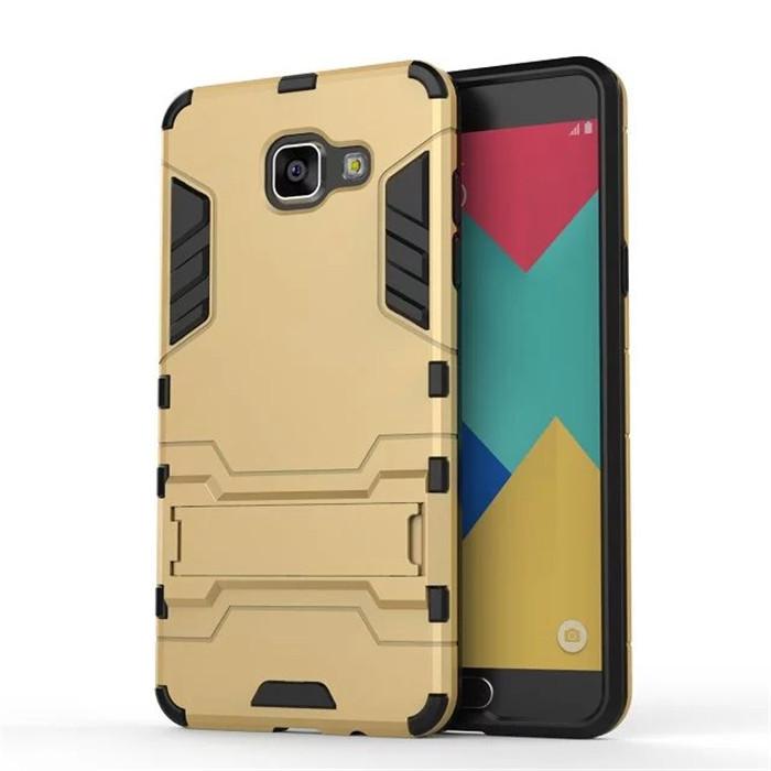 Samsung Galaxy A5 2016 Anti Knock Slim Hybrid Rugged Armor Case