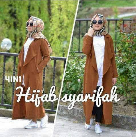 4in1 Hijab Syarifah