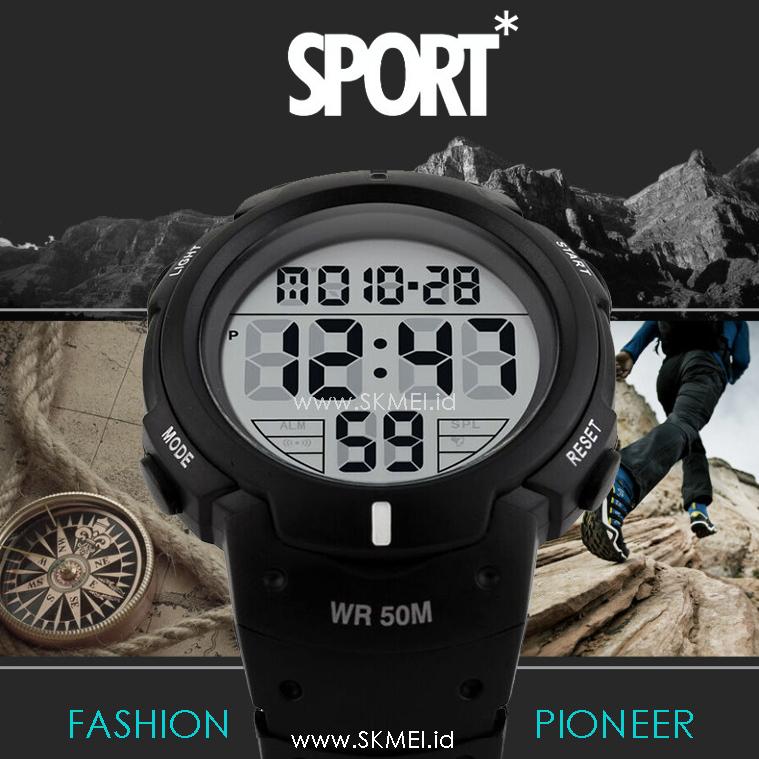 Jam Tangan SKMEI ORIGINAL Sport Watch Water Resist 50m Jam Tangan Pria