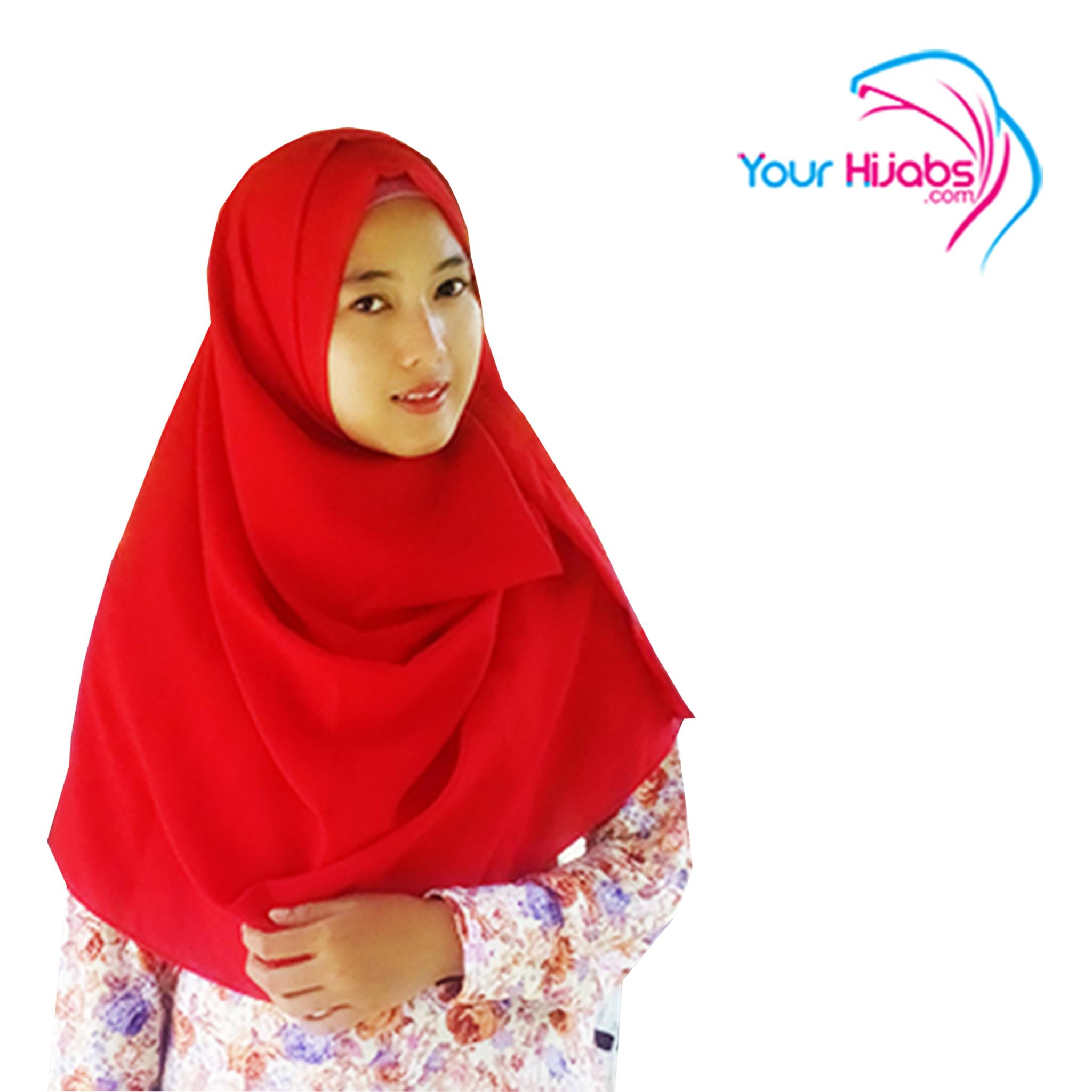 Pashmina / Kerudung / Jilbab / Hijab  Instant