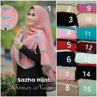 kimar naumi ready jersey /kerudung/hijab/pasmina/syari