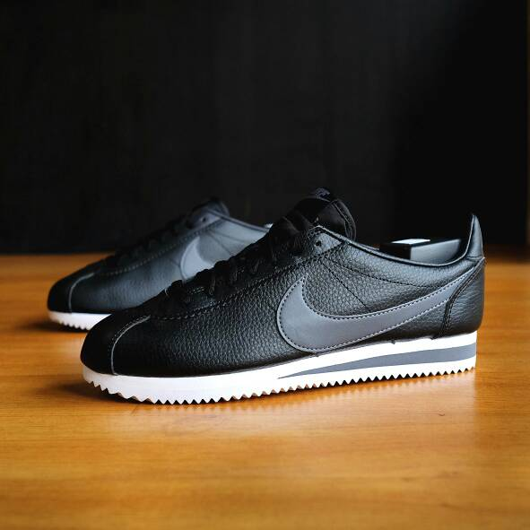 reputable site 78eb8 f9ccb coupon for nike cortez black leather original 3b4fc 14501