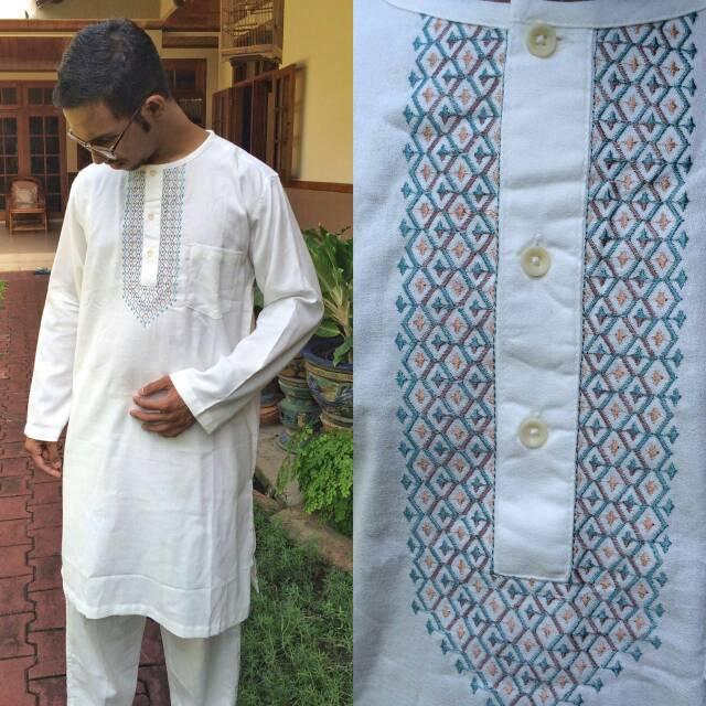 Jual Setelan Baju Muslim Pria Dewasa Setelan Baju Koko