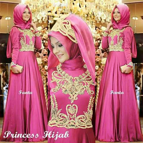 Princess Hijab 2in1.
