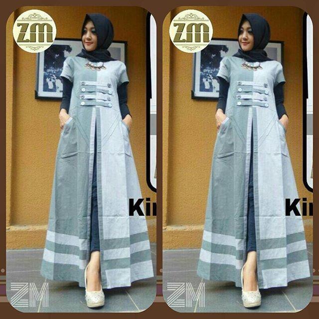 Baju Hijab Murah Kimberly Outer