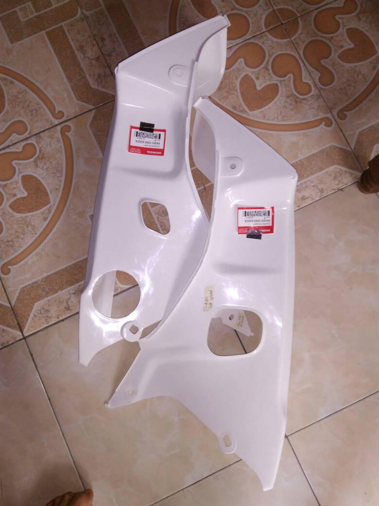 jual sayap grand astrea putih ori ahm - yumashop | tokopedia