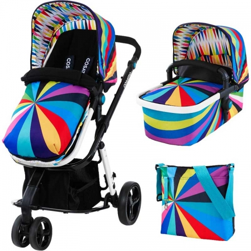 Cosatto Giggle 2 Travel System Go Brightly Murah