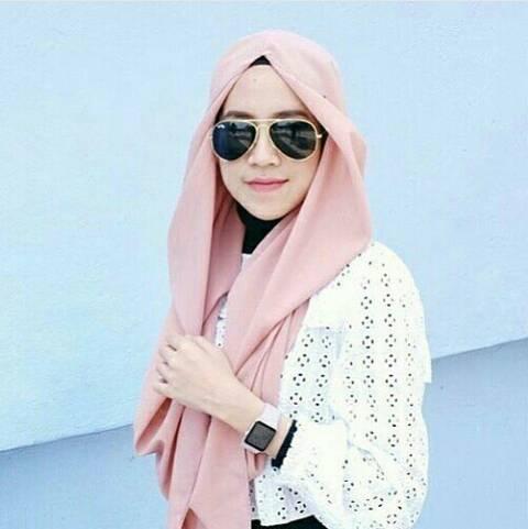 hijab instan HANA TAJIMA