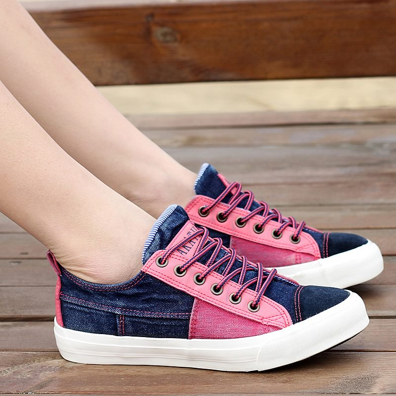 Jual sepatu sandal wanita casual kets pink sds92 sepatu casual wanita Ready  kirim ke Bandung 5ea11aa080