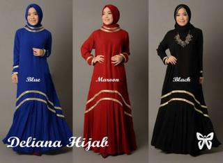 deliana hijab