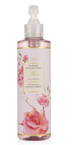 Marks & Spencer Floral Collection Moisture Rich Hand Wash