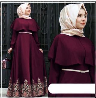 Hijab Andiani rose