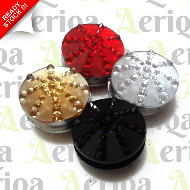 Magnetic Hijab Broche / Bros Jilbab Magnet Turki - Diamond Windrose