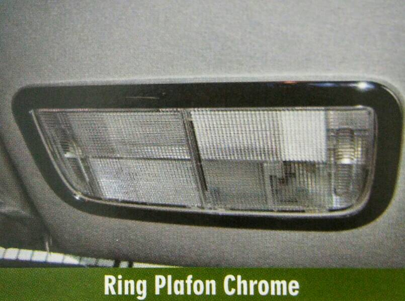 RING LAMPU PLAFON ALL NEW JAZZ