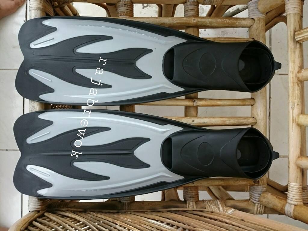 Jual Fin Renang Murah Kaki Katak Sepatu Seal Meriah Tokopedia Rajabrewok Tp252
