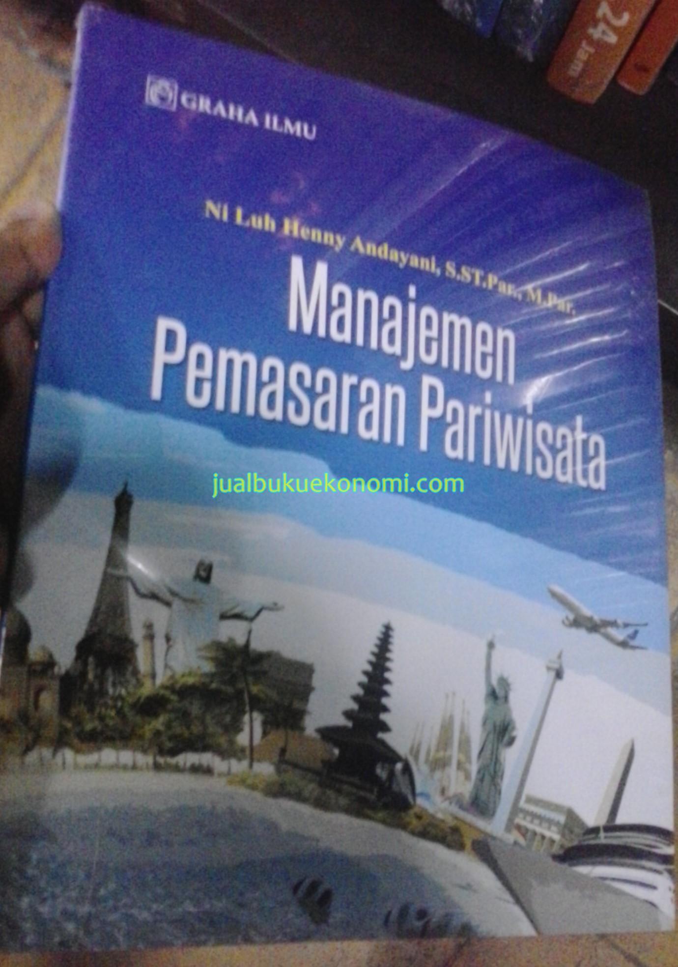 manajemen pemasaran pariwisata