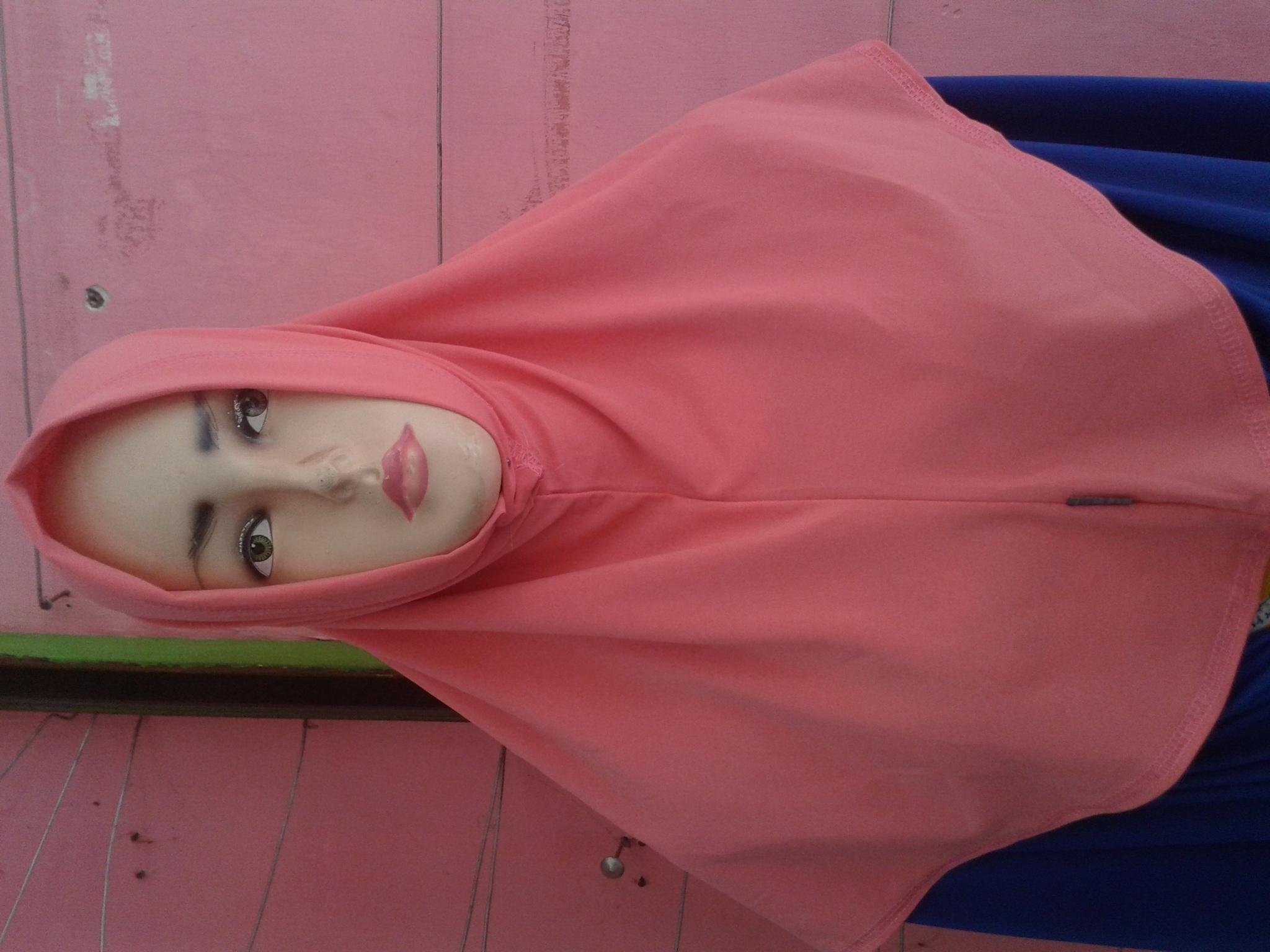 Jilbab Instan Syiria Lady ISL3 (Kerudung Hijab Khimar Bergo Syar'i)