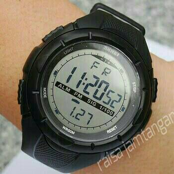 Jam tangan Skmei S shock 1025 Original Turuun Harga