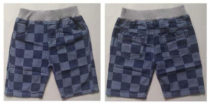 CLKDL9 - Celana Anak Laki Jeans Wash Kotak Besar Murah