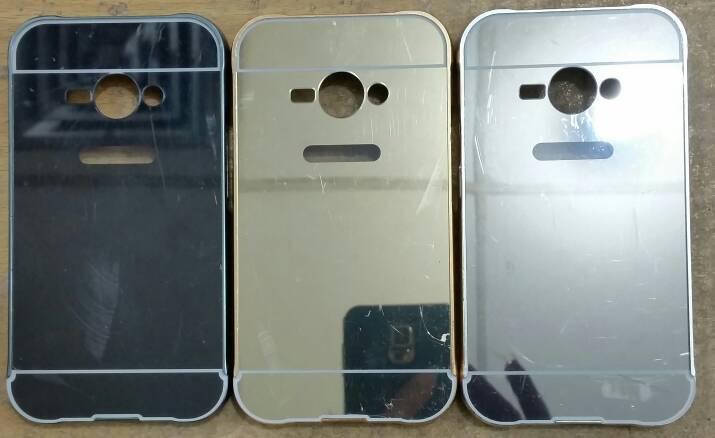 newest aec1c 7858b Jual bumper mirror sleding case buat samsung j1ace - DKI Jakarta ...