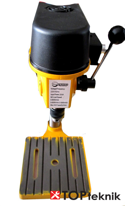 Mesin Bor Duduk Mini 6mm / Mini Drill 6mm Prohex 3141-003 U Kayu Besi