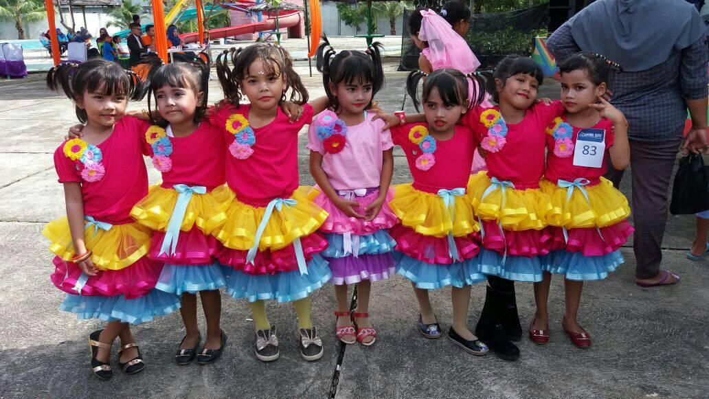 Jual Setelan Baju Tari Anak Lovelyna Tutu Tokopedia Gambar