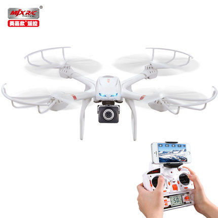 MJX X101 2.4Ghz With Camera C4008 Big Quadcopter 6-Axis Headless