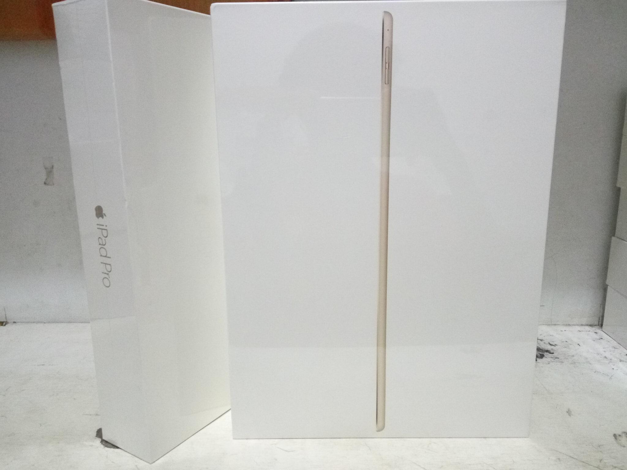 Harga Jual New Ipad Pro 2017 129 Wifi Only 512gb Garansi Apple 1 Mini Cellular 256gb Tahun Best Inch Warranty