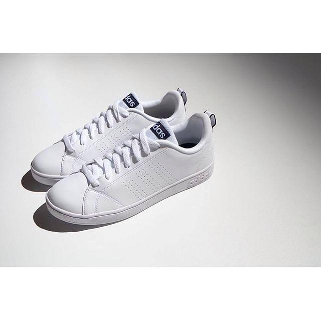 ... reduced adidas neo advantage jual adidas neo advantage cleans white  white black b476c d1536 68a764b5a1
