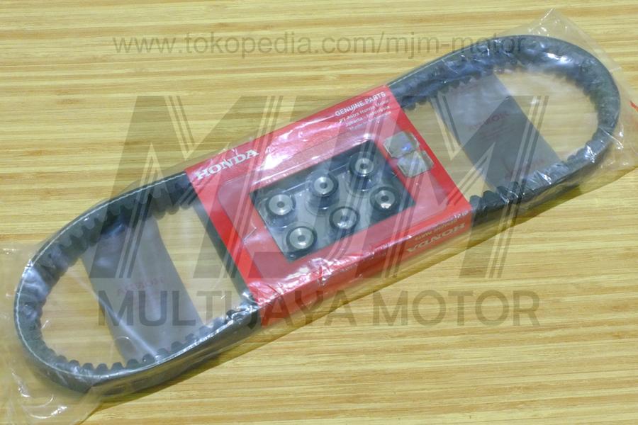 Jual Vanbelt Set Roller Beat Honda Ahm Original V Belt