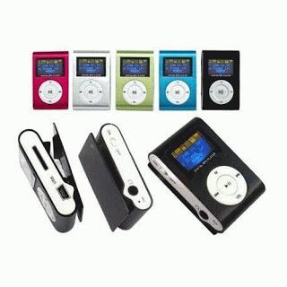 Jual: MP3 Player Dengan LCD