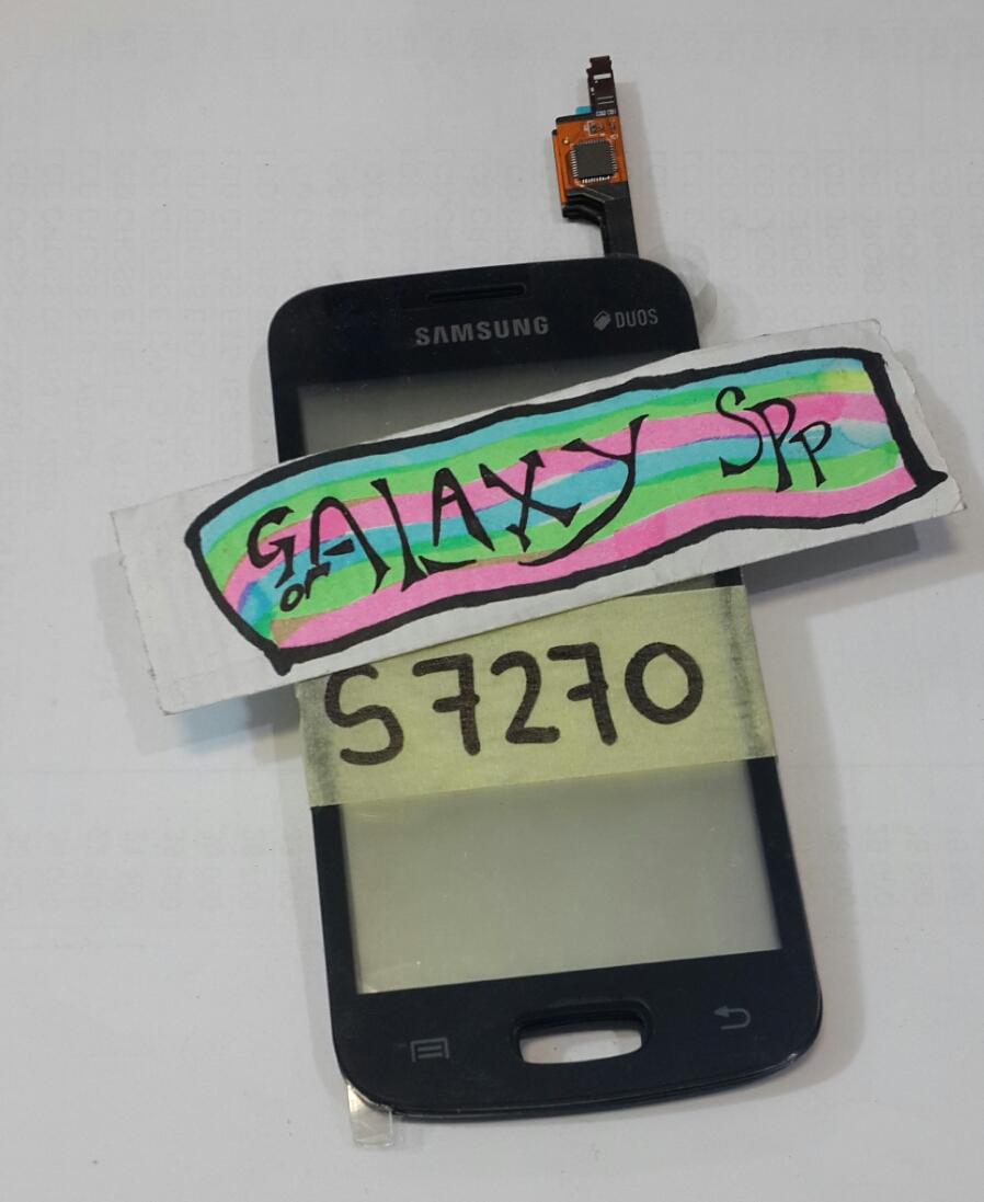 Jual Touchscreen Samsung S7270 S7272 Ace 3 Galaxy Sparepart Putih Tokopedia