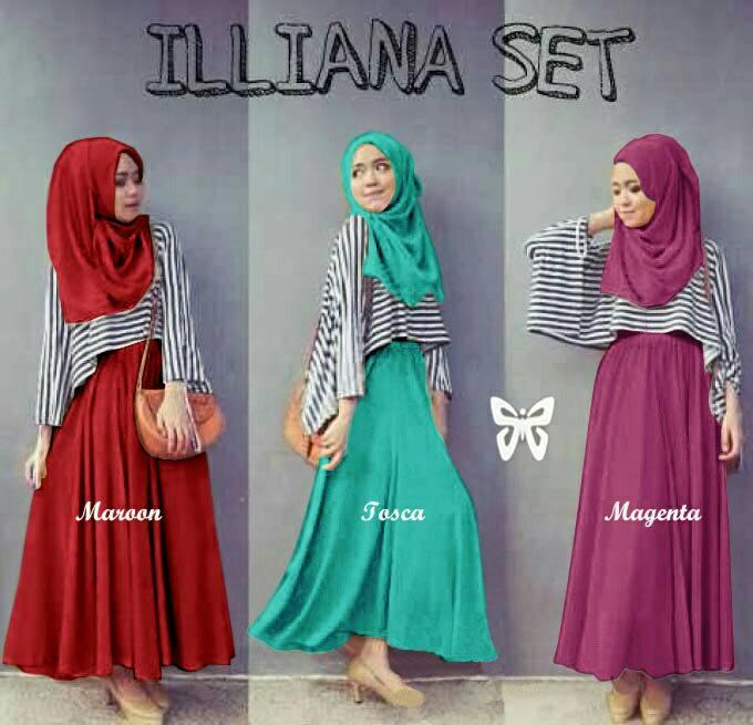 Iliana Hijab  SS