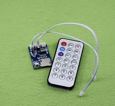 MP3 Player + Remote