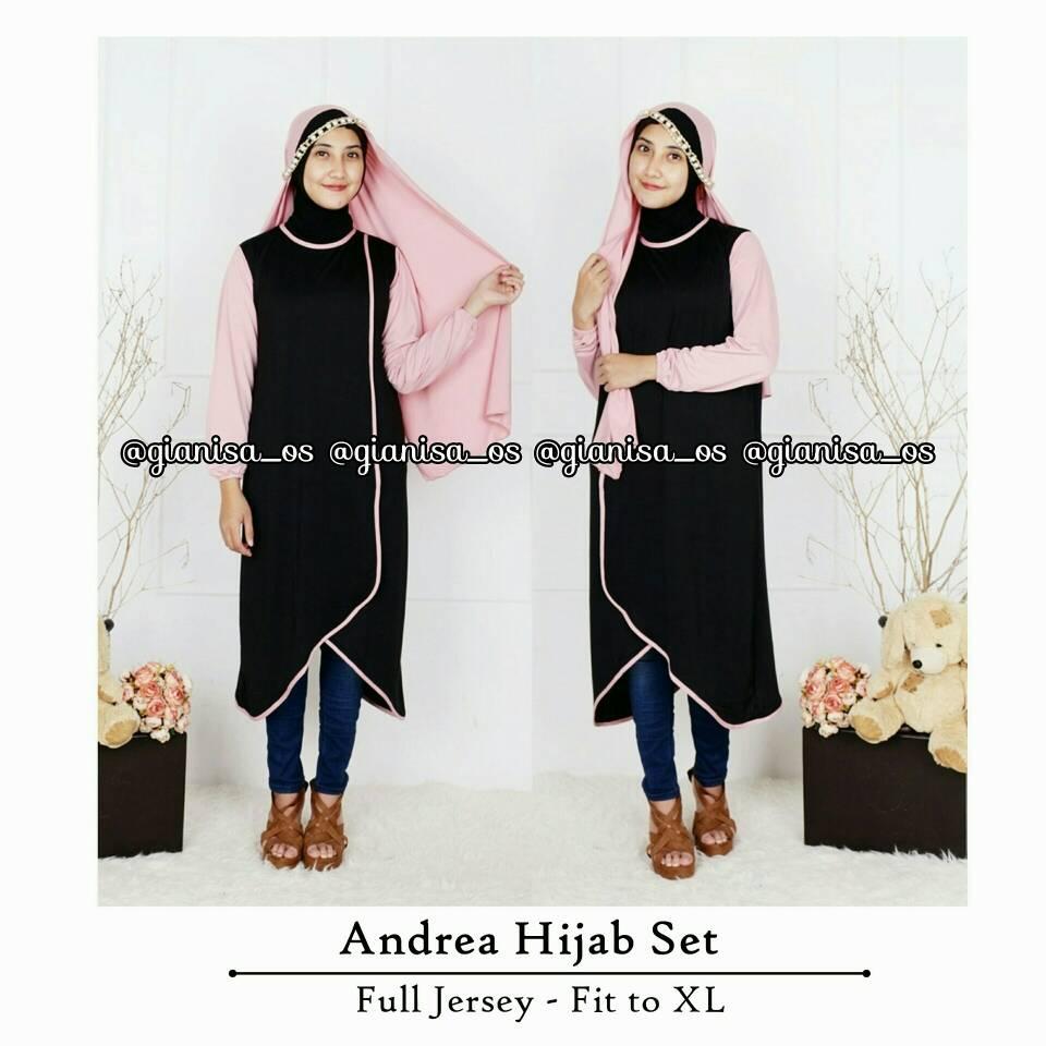 Andrea Hijab Set