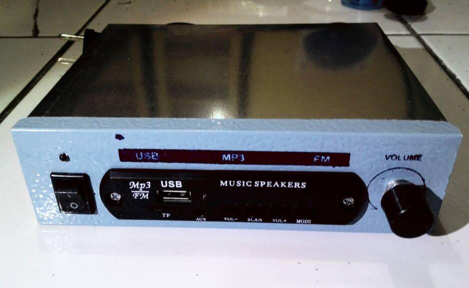 MP3 Player TF [Rakitan]