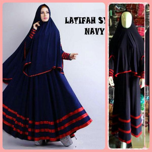 Jual Baju Gamis Syar i Latifah - Toko Baju Gamis Muslim  30b4fba2e7