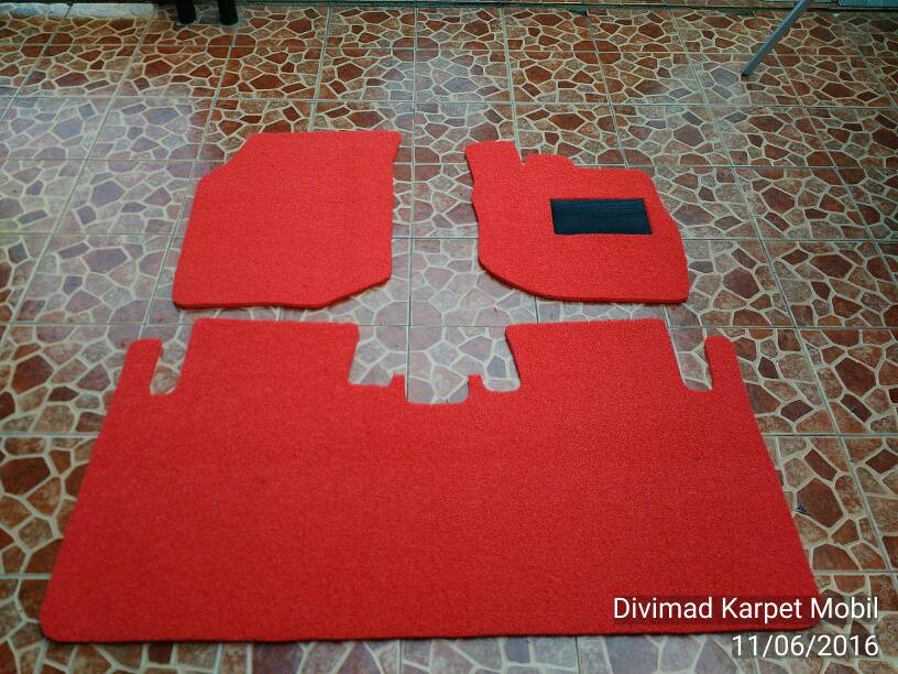 Karpet Mobil Honda Jazz RS Type Premium