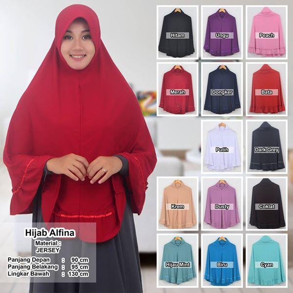 HIjab/Jilbab/Khimar/Hijab Alfina