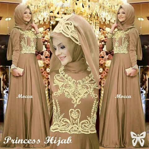Princess Hijab Mocca