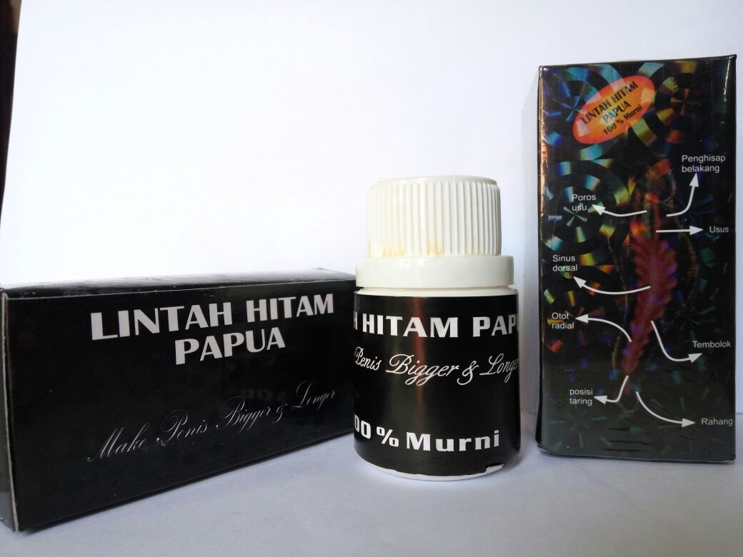 jual minyak lintah hitam papua asli original jenglis tokopedia