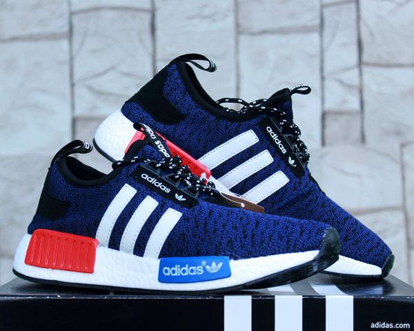 34f8736e0 ... czech jual adidas nmd r1 tech ink original yausneakers tokopedia sepatu  adidas nmd runner biru running