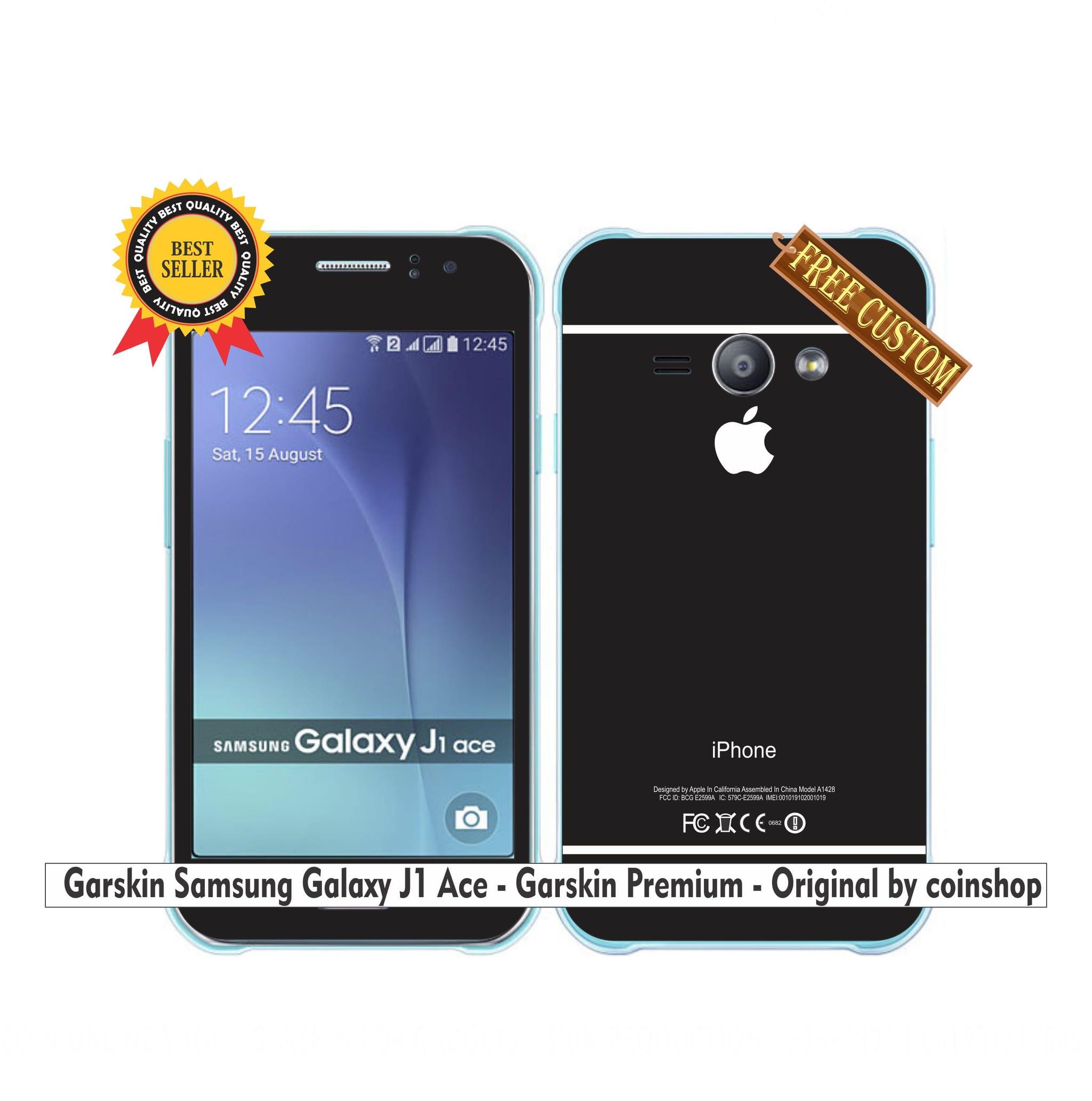 Jual Garskin Samsung Galaxy J1 Ace