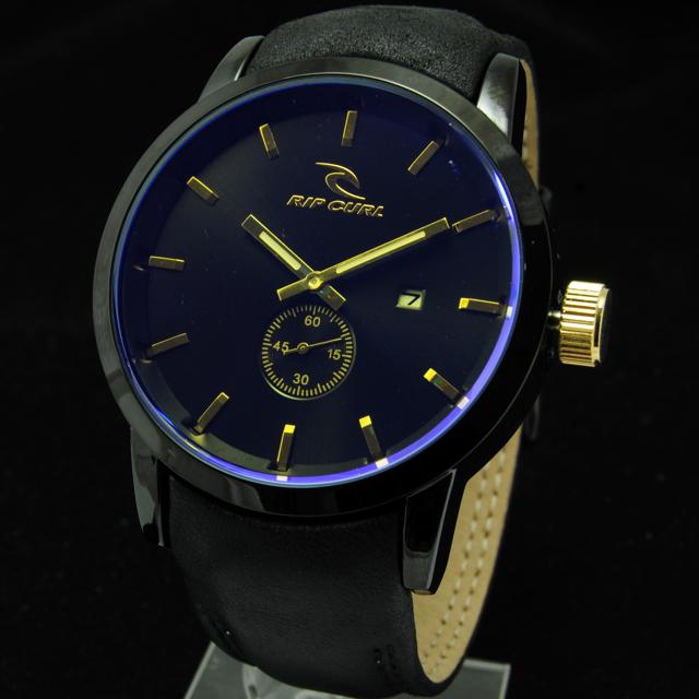 Jam tangan ripcurl detroit kulit CCR404 andrewatch