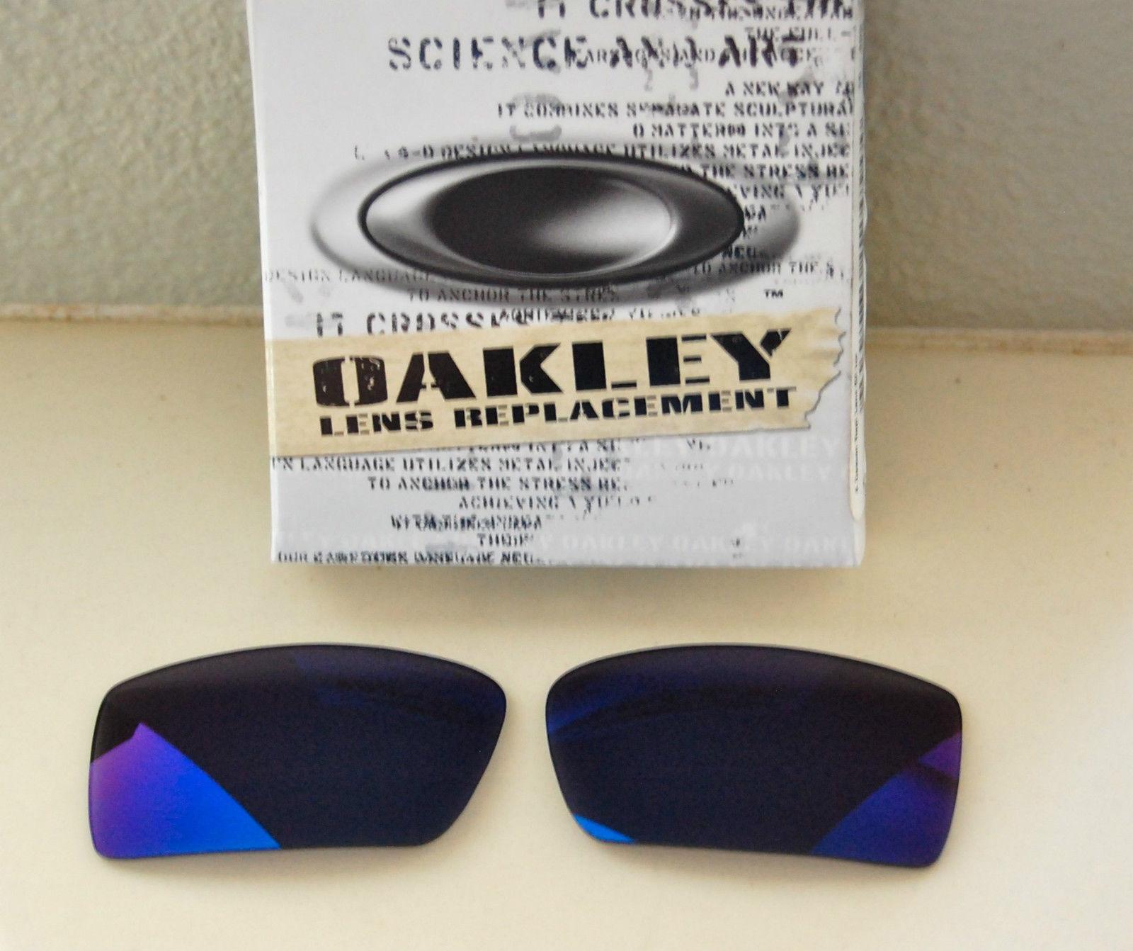 replacement lenses for oakley gascan dcf7  Lensa Oakley Gascan Asian 100% Original Replacement Lense