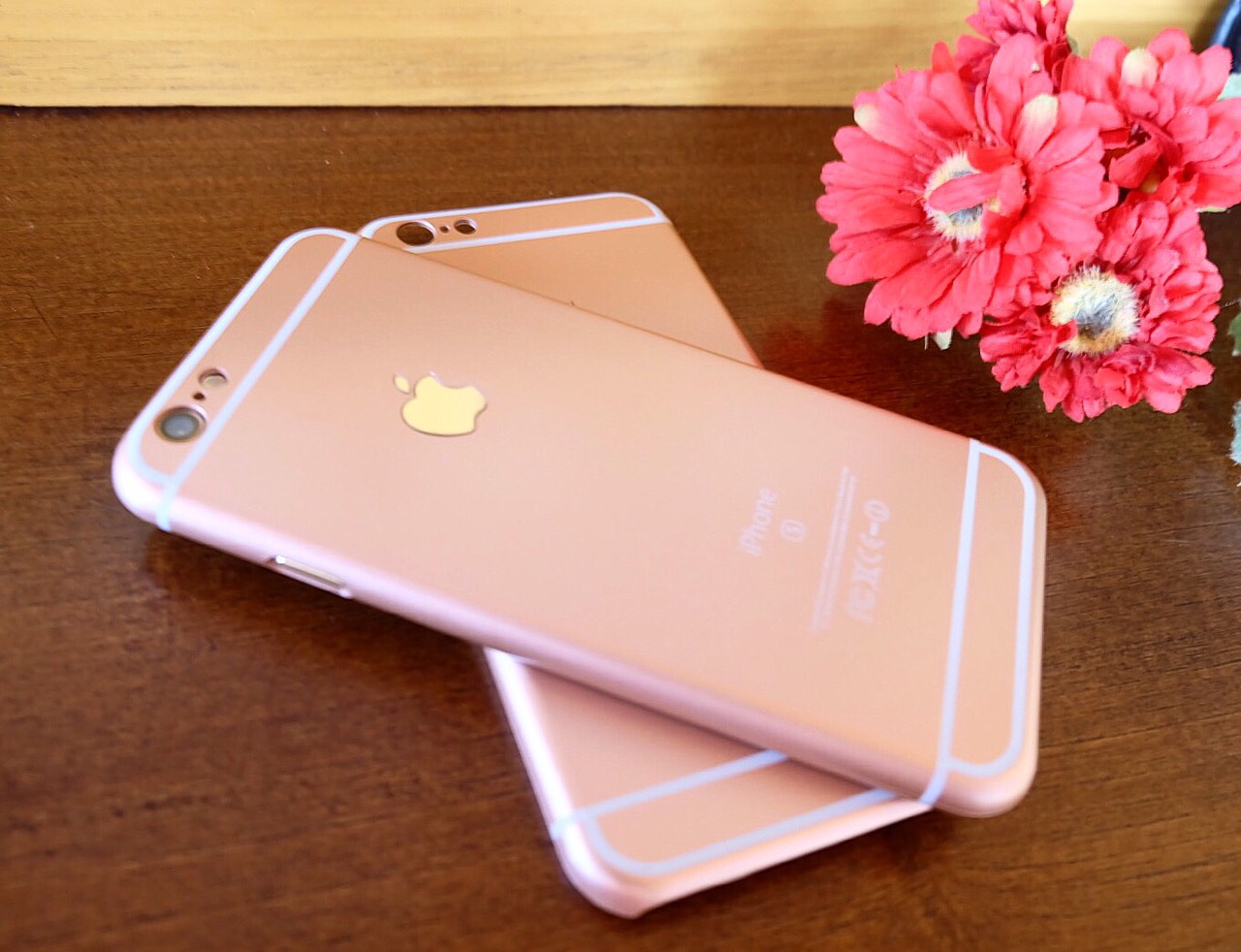 Iphone 5 cases rose gold