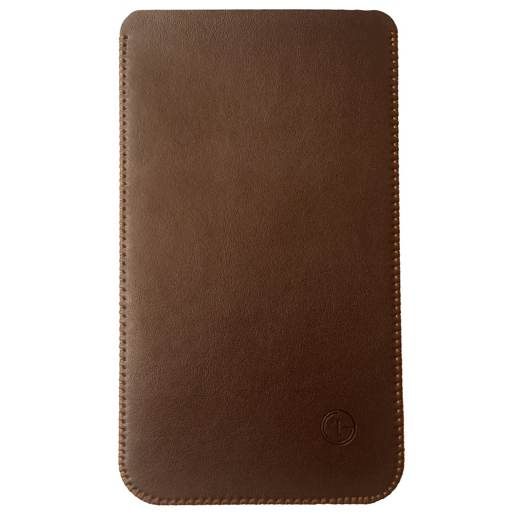 Primary Original For iPad PRO 9.7 Leather Pouch - Cokelat