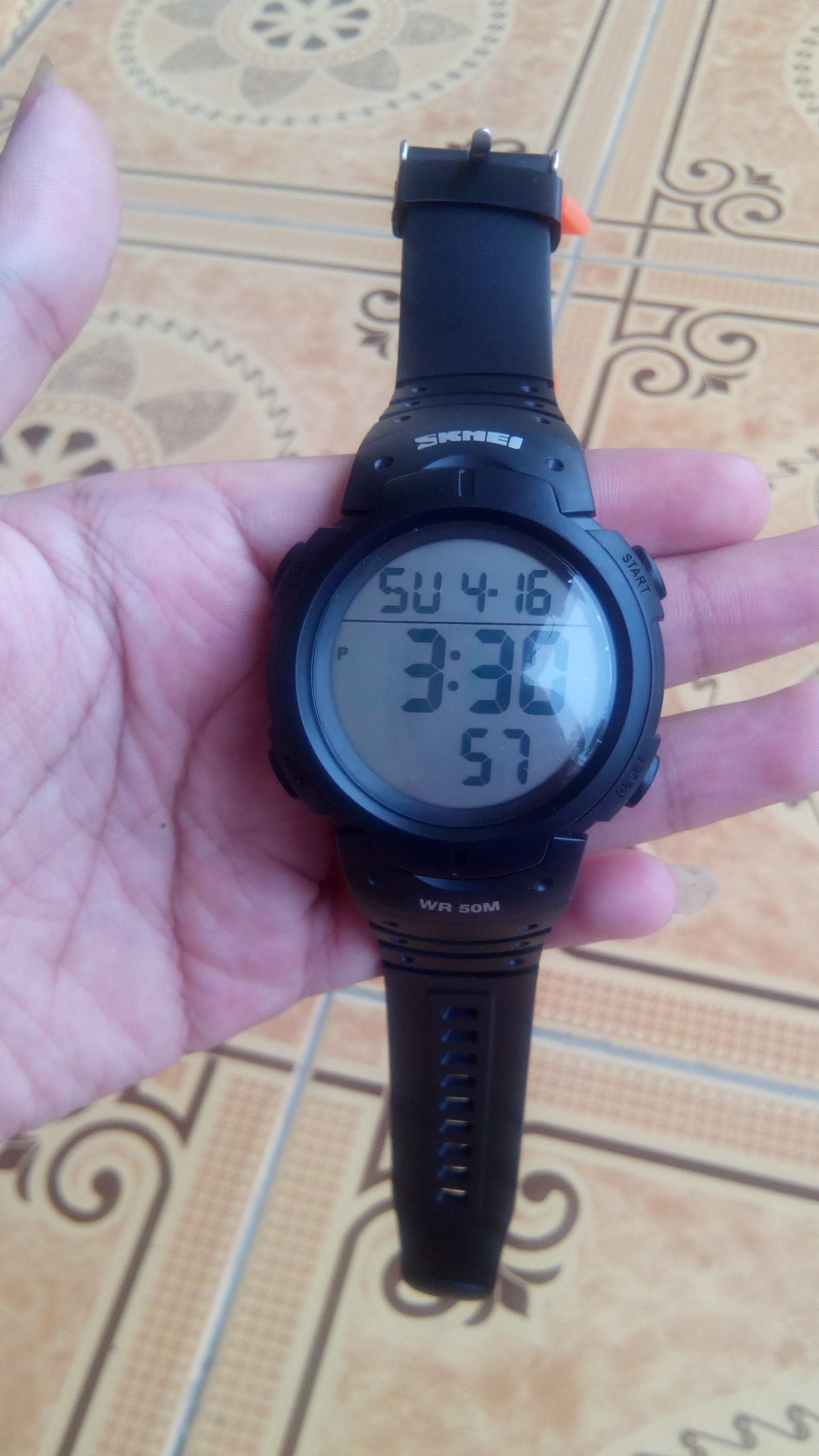 skmei dg1068 - 1068 skmei byson - suunto - jam murah - original - new